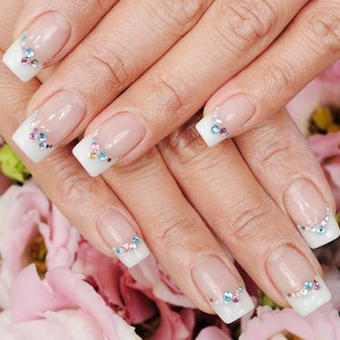 Gel Powder Nails